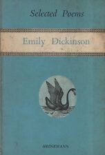 "EMILY DICKINSON- ""SELECTED POEMS"" - EDITED BY JAMES REEVES - HEINEMANN (1960)"