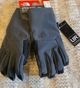 The North Face- Mens Apex+Etip Glove- Size XXL- NWT