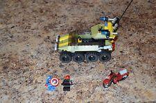 Lego Marvel Superheroes Avengers: Captain America vs. Hydra (76017)