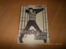 NEUES FILMPROGRAMM NR.937 RHYTHMUS HINTER GITTERN ELVIS PRESLEY