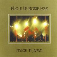 Hélium et les Histoires Tese Made IN Japan Live Musique Italienne [2CD]