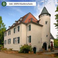 4 Tage Urlaub in Rockenhausen in der Pfalz im Hotel am Schloss mit Halbpension