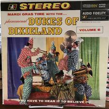 VINYL LP RECORD The Dukes Of Dixieland – Mardi Gras Time With The Dukes Of Dixi