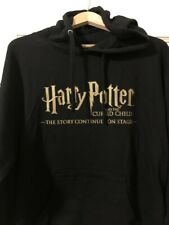 Men's Size S Hoodie from Harry Potter and the Cursed Child SF's Curran Theatre