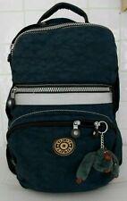 Kipling Navy Blue Large Backpack