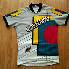 Colnago Vintage Short Sleeve Cycling Jersey  Size: 6~XL