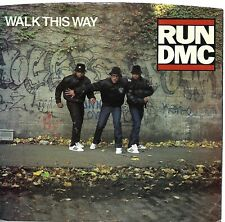 RUN DMC  (Walk This Way)  Profile 5112 = PICTURE SLEEVE ONLY!!!