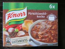 KNORR HUNGARIAN STEW BOUILLON CUBES 6 - 12 - 18 - 24 PIECES