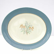 Vintage Grindley 1950s Crown of the Year Set Oval Dinner Plate Platter