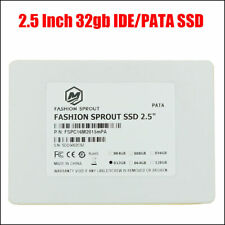 """SSD 2.5"""" IDE/PATA 32GB for DELL D610,inspiron 9300,D810,HP V2000 IBM T43"""