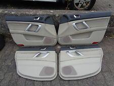 Türverkleidung vorne hinten SET Subaru Legacy IV BP 2.0 D AWD