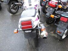 für Yamaha YZF 750 R 4HD 4HN 4FM: 1x rear fender mudguard Schutzblech Kotflügel