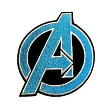 1 Écusson Brodé Thermocollant NEUF ( Patch Embroidered ) - The Avengers Marvel