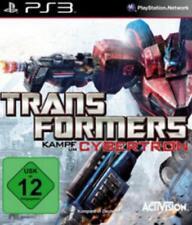 Playstation 3 TRANSFORMERS KAMPF UM CYBERTRON GuterZust.