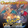 Charizard 6IV ☀️ Shiny or not 🌙 Battle Ready Pokemon Sun Moon Ultra SM USUM