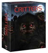 The Critters Collection [New Blu-ray] Boxed Set, Widescreen