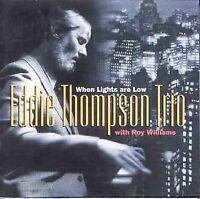 Eddie Thompson Trio - When Lights Are Low [CD]