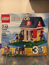 NEW LEGO Creator Small Cottage 31009 *Sealed Box* Fast Shipping *