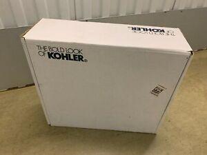 KOHLER K-72575-SN Artifacts Hotelier, Vibrant Polished Nickel