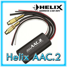 Helix AAC.2 - High-Low-Adapter Hochpegeladapter NEU Konverter High-End
