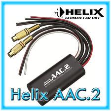 Helix AAC.2 - High-Low-Adapter Hochpegeladapter NEU Konverter High-End
