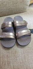 New Vionic style Shore Bronze Sandals Size 7  EU40