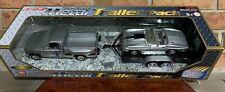 GMC SIERRA GT PICKUP & 1967 CORVETTE 1:24 DieCast Metal Trailer Pack - No. 75206