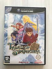 Tales of Symphonia GameCube NGC Pal Fr