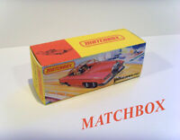 MATCHBOX - LADY PENELOPE - FAB 1-  Superb custom display box only.