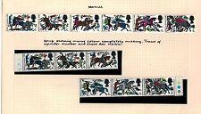More details for 1966 battle of hasting missing magenta color error mistake cat sg705f 710f £390