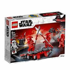 LEGO Star Wars 75225 Pack de Combat Garde Prétorienne d'élite Jeux Construction