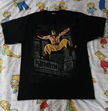 Rey Mysterio WWE T-Shirt S lucha libre wcw mask retro wwf survivor series