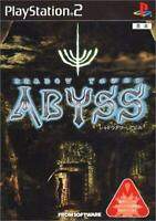 PS2 PlayStation 2 Shadow Tower Abyss Tested Air Mail