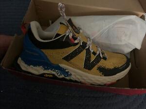 Balance Men's Fresh Foam Hierro 2E Trail Running Shoe Varsity Gold/Neo Classic