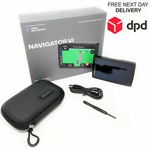 BMW Navigator VI 6 Genuine Motorrad GPS / Sat Nav Kit NEW 2021 Model 77528504067