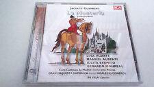 "ZARZUELA ""LA MONTERIA"" CD 24 TRACKS PRECINTADO JOSE PERERA LIAN HUARTE MANUEL AS"