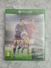 FIFA 16 Football Xbox One Spiel Neu Versiegelt UK Pal