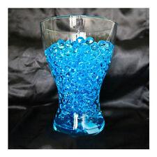 1 PACK AQUA BLUE WEDDING BIO GEL BALLS TABLE CENTRE PIECE / DECORATION