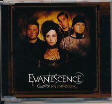 My Immortal - Evanescence 4 track cd single