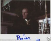 RICHARD ANDERSON SIGNED AUTOGRAPHED COLOR PHOTO NIGHT STALKER WOW!!!!