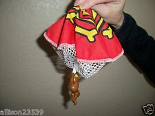 SCOOBY DOO PARACHUTE TOY 2005
