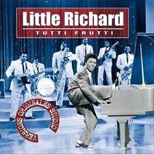 LITTLE RICHARD - TUTTI FRUTTI: SELECTED SINGLES 1951-56 NEW CD