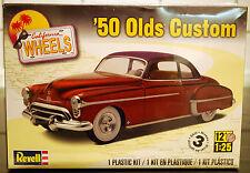 1950 Oldsmobile Club Coupe Custom, 1:25, Revell 4022