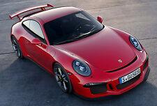 2014 Porsche 991 GT3 Style Full Body Kit Upgrade for 2012-2014 Carrera, C2, C4S