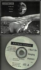 The Police STEWART COPELAND Stanley Clarke ANIMAL LOGIC Sleeping PROMO CD single