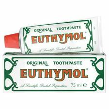 Euthymol Original Toothpaste - 75ml FREE POST