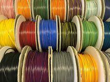 0.5mm² 11 amp 12v 5m lengths copper cable wire car automotive marine 41 COLOURS