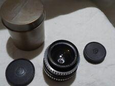 Zeiss Flektogon Lens 2.8/35mm for Contax S Pentax Zenit M42 mount camera  0226