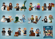 HARRY POTTER Minifigure Collection FANTASTIC BEASTS Complete Set LEGO 71022