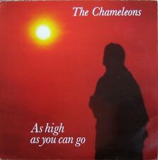 Chameleons Uk As High As You Can Go, Pleasure And Pain ,Paper Tigers 12""